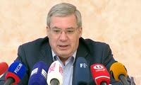 Встреча Виктора Толоконского с руководителями красноярских телекомпаний