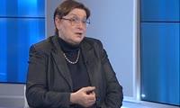 Евгения Бухарова, директор института экономики, управления и природопользования СФУ (от 5 ноября)