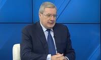 Виктор Толоконский, губернатор Красноярского края (от 27 октября)