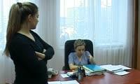 В кабинете главы города Назарово работают оперативники
