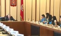 Губернатор края Виктор Толоконский встретился со студентами