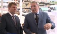 Губернатор поручил ускорить расширение ул. Дубровинского