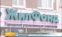 Пять УК «Жилфонда» заявляют о банкротстве