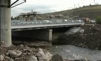 Движение по мосту через Качу открыли
