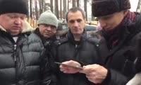 Разговор о судьбе леса на выделенных участках земли под огородничество в Свердловском районе