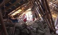 Капитальный ремонт кровли зимой обернулся колоссальными неудобствами для красноярцев