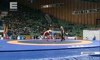 Турнир по вольной борьбе Гран-при «Иван Ярыгин» торжественно открылся в Красноярске