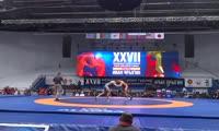Ярыгинский турнир-2016. Финал 125 кг. Владислав Байцаев (Россия) — Алан Хугаев (Россия)