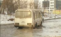 Потоп на ул. 9 мая