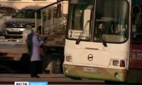 Глава Красноярска назвал незаконной работу маршруток №2