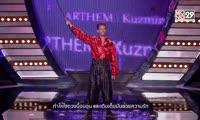 Выступление красноярца Артема Кузьмина на шоу The Choice Thailand