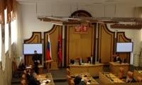 Доклад депутата Аркадия Волкова на внеочередной сессии Горсовета