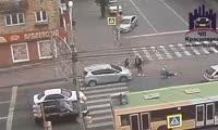 На ул. Карла Маркса сбили пешехода