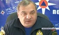 Владимир Пучков, глава МЧС России прибыл в Красноярск с краткосрочным рабочим визитом