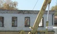 В Енисейске начали восстанавливать усадьбу знаменитого купца Баландина