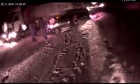 В Красноярском крае на трассе водитель спровоцировал массовое ДТП