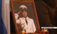 В Красноярском крае похоронили погибших в авиакатастрофе над Черным морем