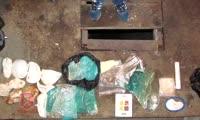 Полицейские в Красноярске задержали подозреваемого в сбыте синтетического наркотика в особо крупном размере