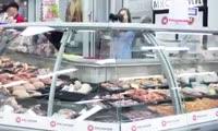Мясничий в супермаркетах Командор