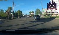 ДТП на ул. Свердловской