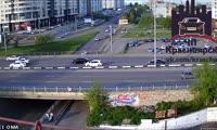 Авария на ул. Крайняя