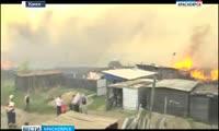 Погорельцы считают, что пожары можно было предотвратить