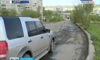 Разбитый бульвар Ботанический снова обещают отремонтировать