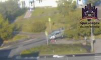 На перекрестке ул. Марковского и Вейнбаума автоледи сбила пешехода