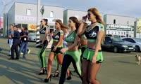 Соревнования  dB Drag Racing 3X