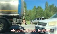 Авария в Козульском районе