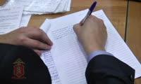 Изъятие документов в компании депутата горсовета