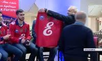Петр Пимашков стал президентом красноярского хоккейного клуба «Енисей»
