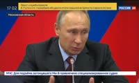 Путин собрал губернаторов-отставников и пообещал их наградить
