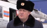 Лучший пилот вертолёта в МЧС работает в Красноярске