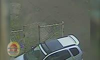 Кража из автомобиля у ДК «Правобережный»