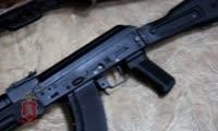 Полицейские в Красноярске пресекли незаконное изготовление оружия