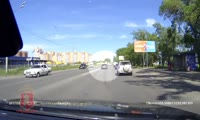 Следователи направили в суд уголовное дело по факту аварии на улице Волжской в Красноярске