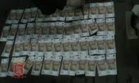 Оперативники в Ачинске нашли 450 литров спиртосодержащего лосьона в гаражном боксе