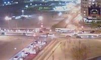 В Красноярске на перекрестке улиц Молокова и Авиаторов произошло ДТП со скорой