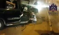 Из-за аварии на улице Брянской образовалась пробка