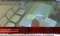 Оперативная съемка из кабинета главной медсестры Красноярского перинатального центра