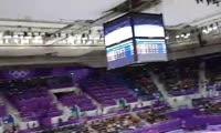Команда российских фигуристов заняла второе место в командном зачете на Олимпиаде