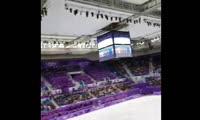 Россия заняла второе место в фигурном катании