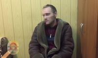 Подозреваемый на допросе в полиции