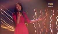 Карина Осмонова на шоу «Песни» на ТНТ