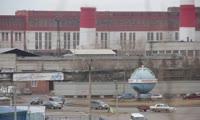 Так взрыв трубы на Красноярской ТЭЦ-1 выглядел со стороны ул. Глинки