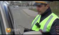 Дорожных полицейских Красноярска оснастили персональными видеорегистраторами «Дозор»