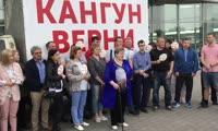 Обманутые клиенты Тойона-Крепость записали обращение к президенту России