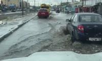 Последствия ливня в Красноярске