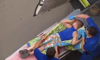 В Солнечном мальчик упал с балкона второго этажа